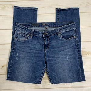 Boyfriend denim jeans by Kut from the Kloth
